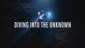 Premiera dokumentu Diving into the Unknown